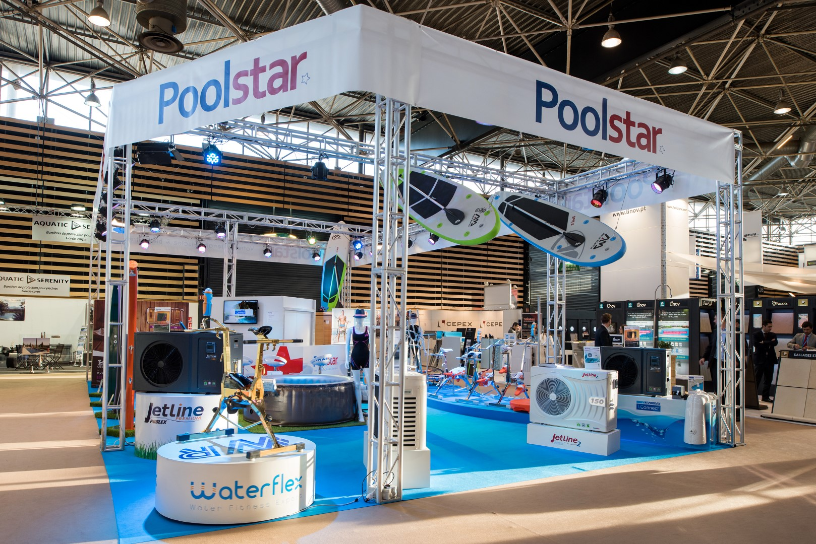 Stand Poolstar